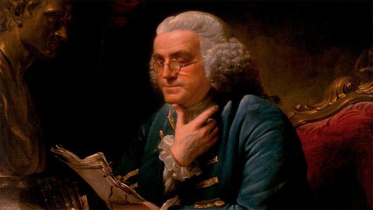 Бенджамин Франклин за поуките от шаха