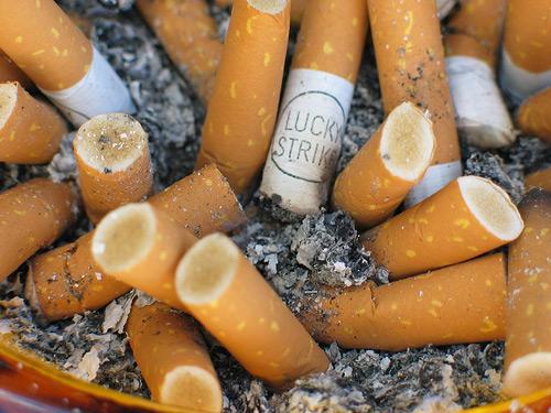 цигари отказване