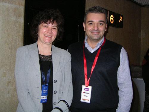 Емилия Стоянова и Тодор Христов