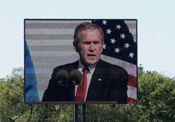 Джордж Буш - брандинг гуру?