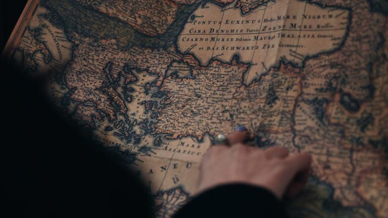 Картата не е територията