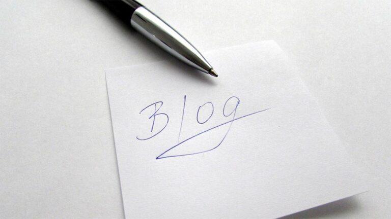 Корпоративен блог