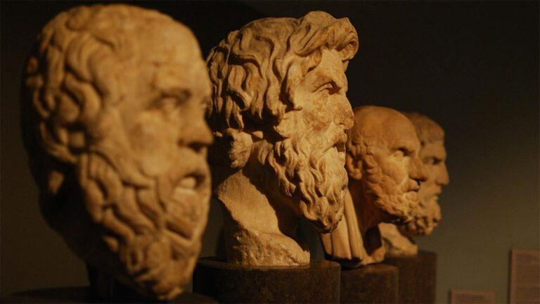Философите на Антична Гърция