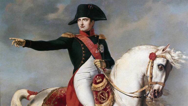 Наполеон Бонапарт за компетентността