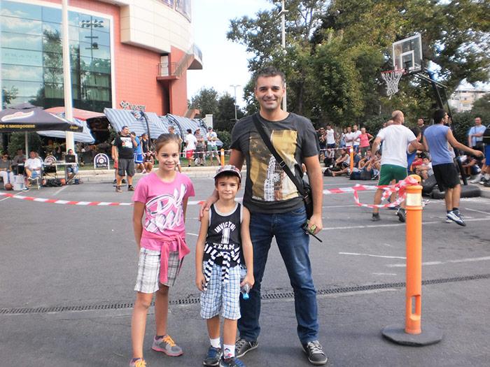 В края на отслабването - аз и децата