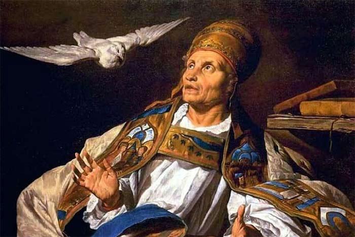 папа Григорий I