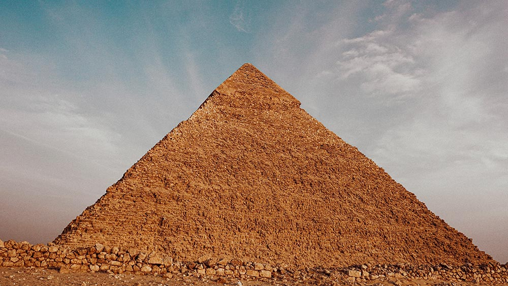 Пирамида на марката