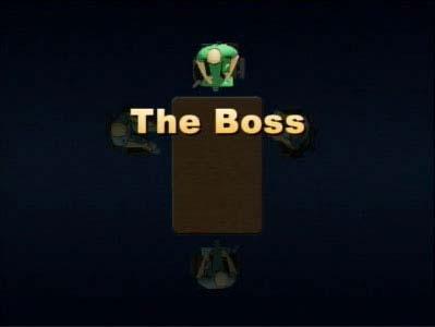 Мястото на Шефа