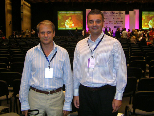 Борислав Банчев и Тодор Христов