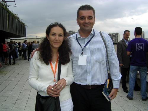 Радосвета Капсъзова и Тодор Христов