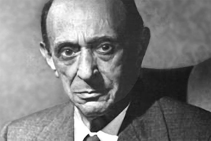Арнолд Шьонберг