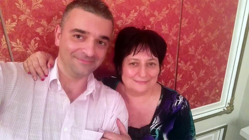 Татяна и Тодор от Нова Визия