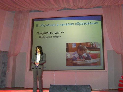 милена лазарова tedxbg