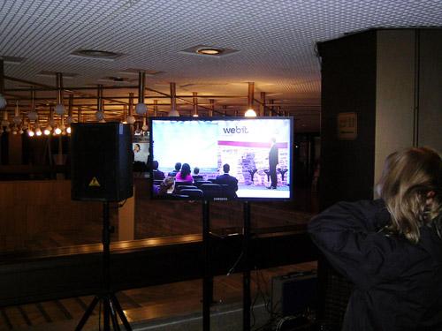 плазмен телевизор webit